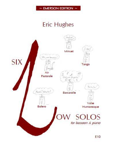 Hughes E Six Low Solos for...