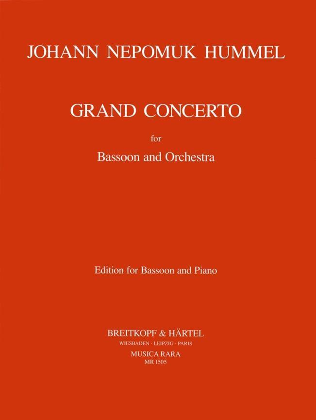Hummel JN Grand Concerto...