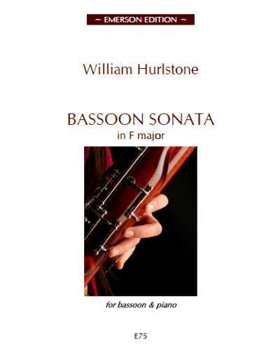 Hurlstone W Bassoon Sonata...