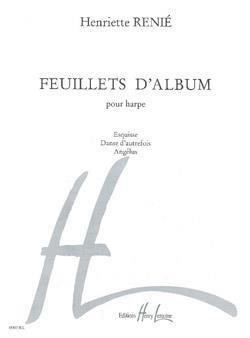 Renie H Feuillets D'Album...