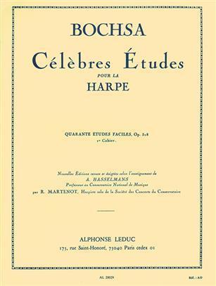 Bochsa 40 Easy Etudes Opus...