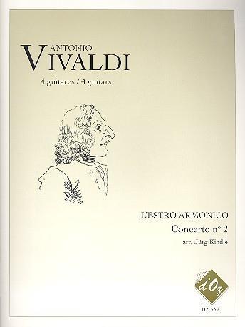 Vivaldi A Concerto No 2 Op...