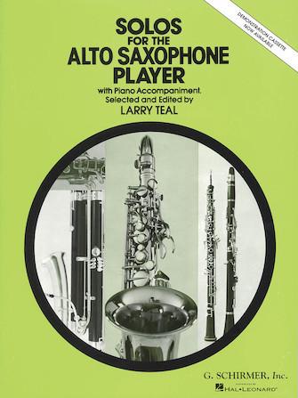 Solos for the Alto...