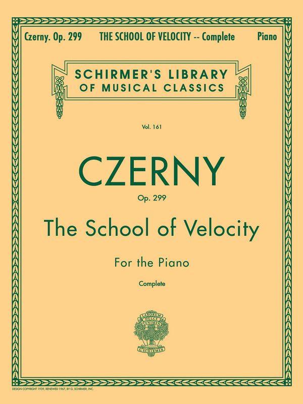 Czerny The School of...