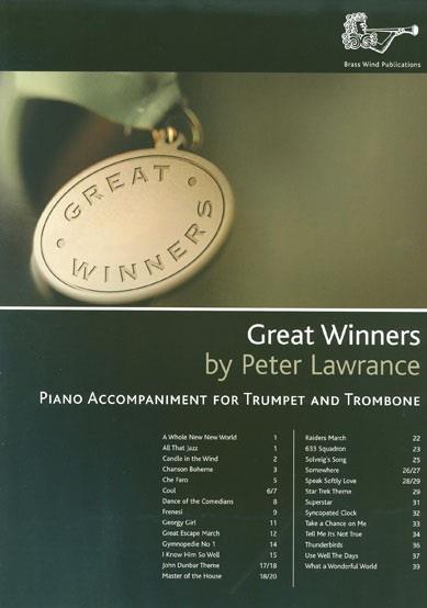 Great Winners Piano...