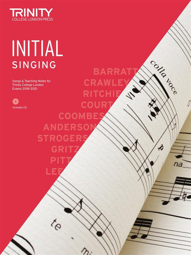 Trinity Singing Initial...