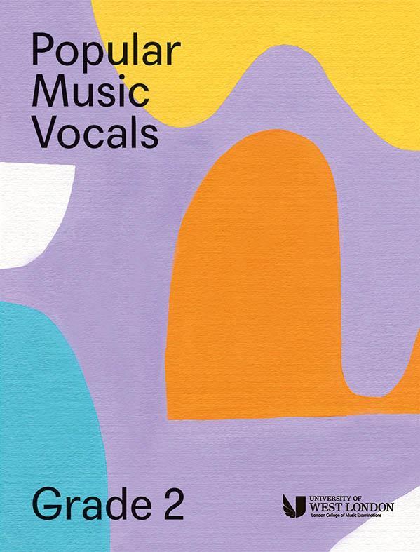 LCM Popular Music Vocals...