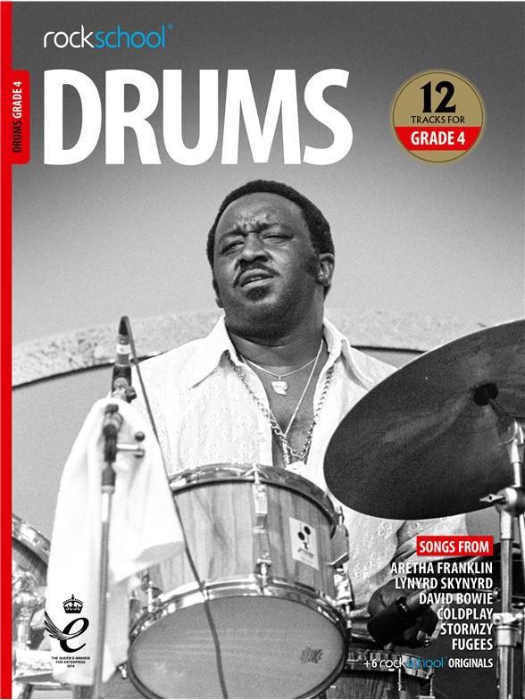 Rockschool Drums Grade 4...