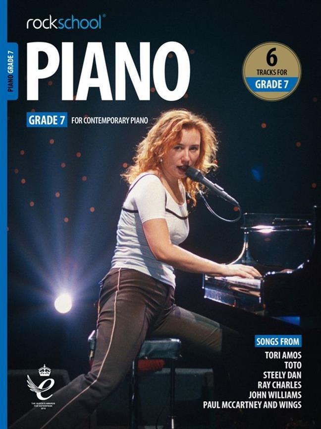 Rockschool Piano Grade 7...