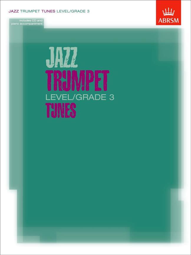 Jazz Trumpet Level/Grade 3...