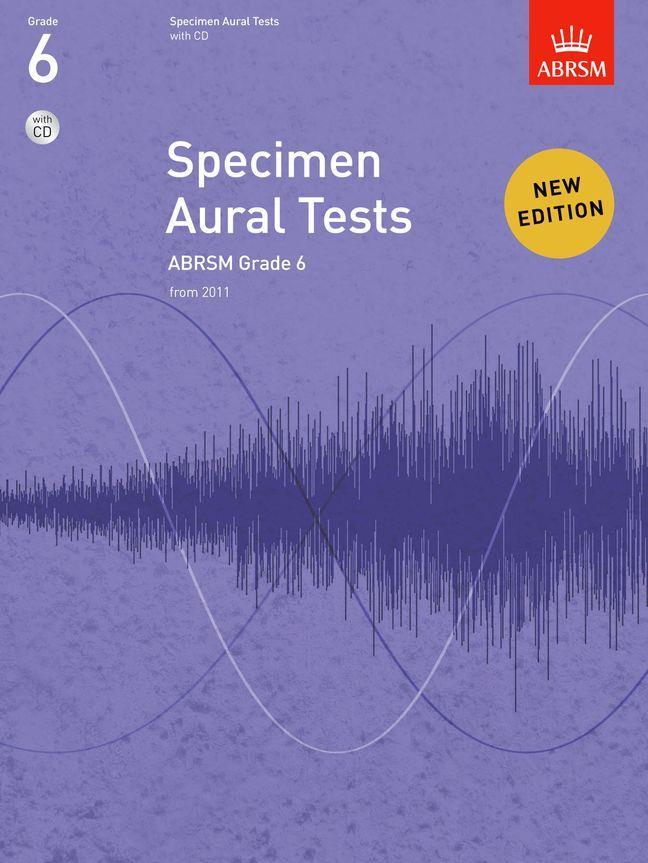 ABRSM Specimen Aural Tests...