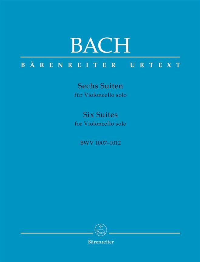 Bach JS Siec Suites for...