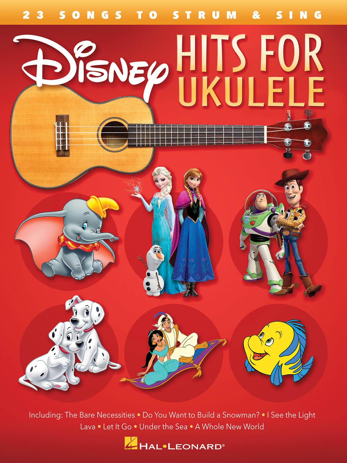 Ukulele Disney Hits