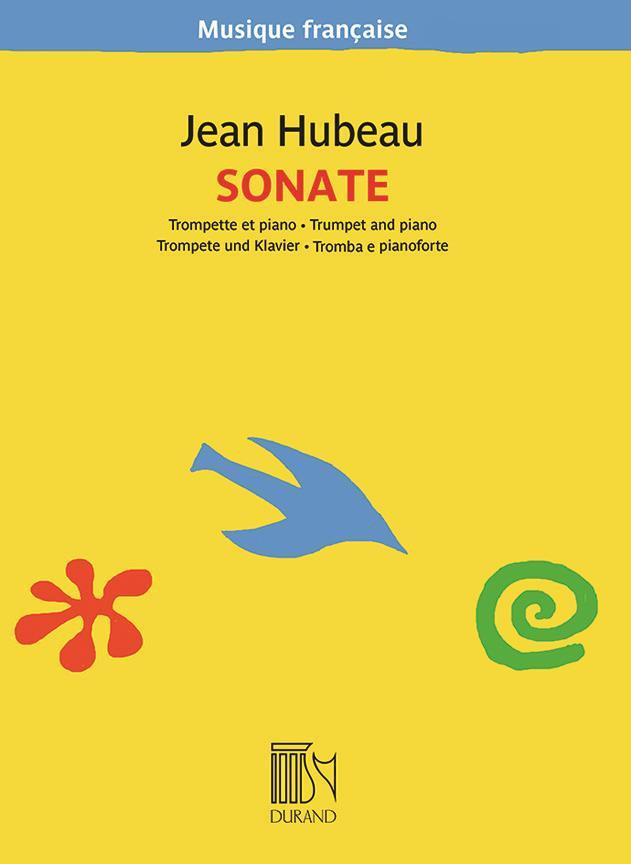 Hubeau J Sonate for Trumpet...