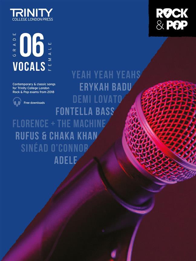 Trinity Rock&Pop Vocal...