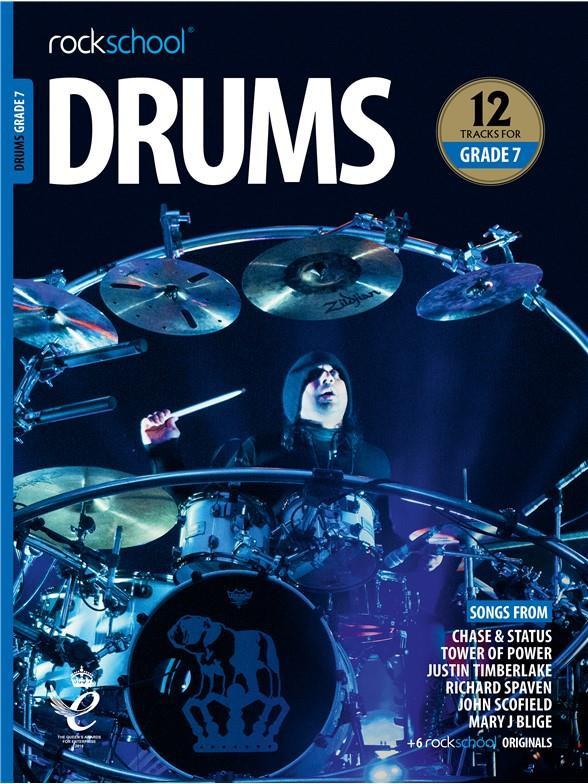 Rockschool Drums Grade 7...