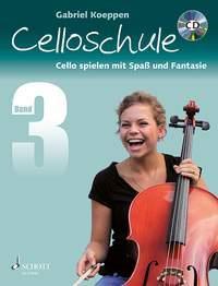 Koeppen G Celloschule Volume 3