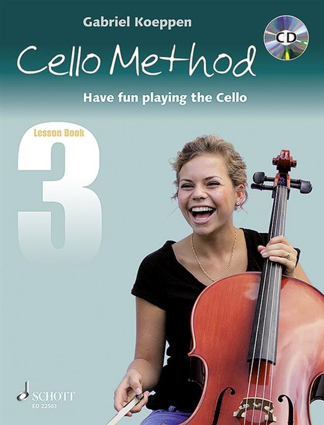 Koeppen G Cello Method...