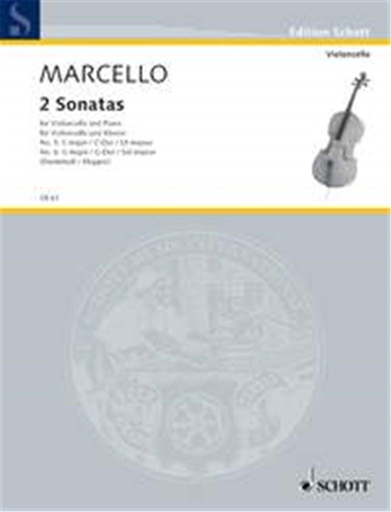 Marcello 2 Sonatas for...