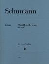 Schumann Davidsbundlertanze...