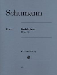 Schumann Kreisleriana Op 16