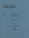 Handel Piano Suites I-VIII...