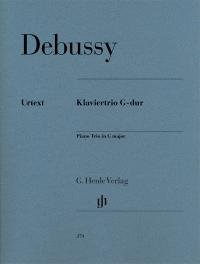 Debussy Piano Trio in G...