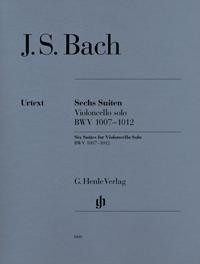 Bach JS Six Suites for...
